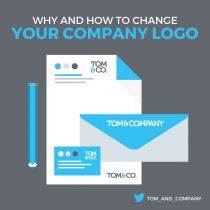 Why And How To Change Your Company Logo