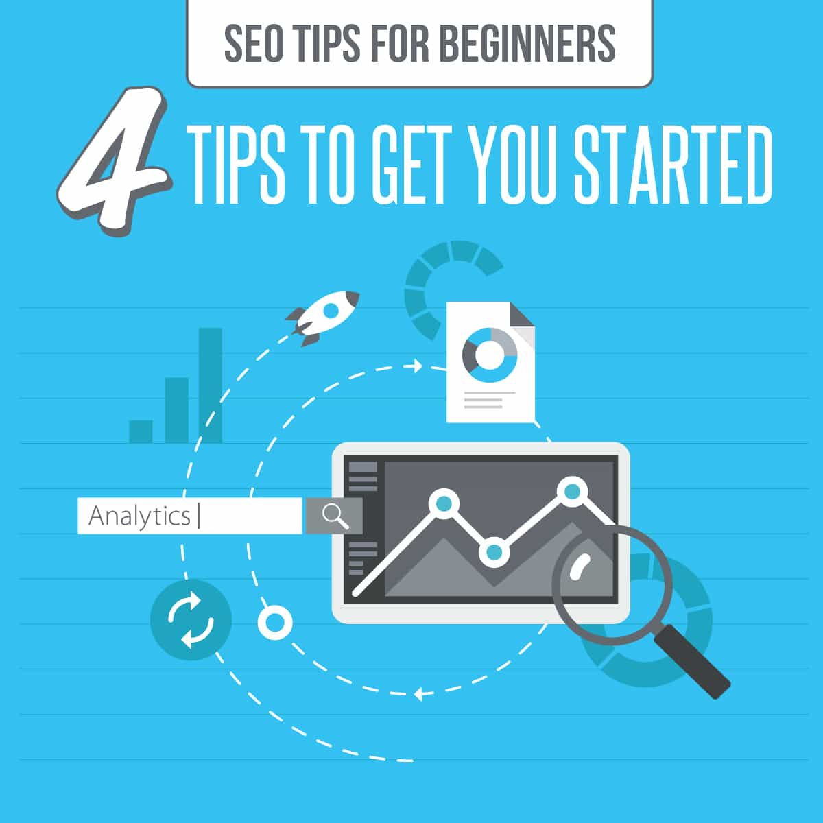 SEO for Beginners - Four Tips to Get You Started - Tom & Co.