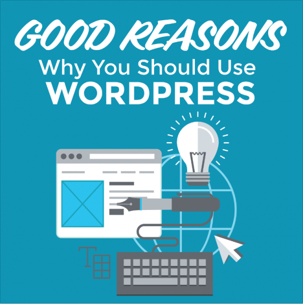 Good Reasons Why You Should Use WordPress